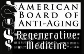 logo of american board of antiaging regenerative medicine