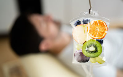 Nutritional IV Therapy Before Surgery