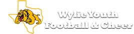 Wylie Youth Football and Cheer Logo