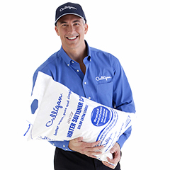 Culligan of Chickasha and Ardmore Salt Delivery