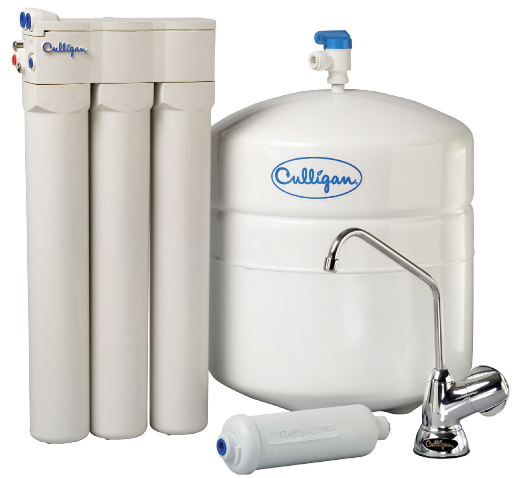 Culligan of Chickasha and Ardmore Drinking Water System