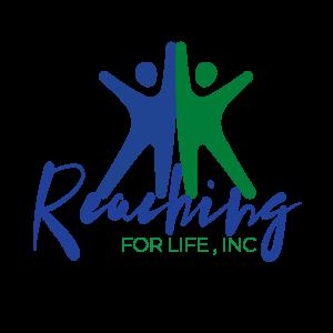 Reaching For Life Logo