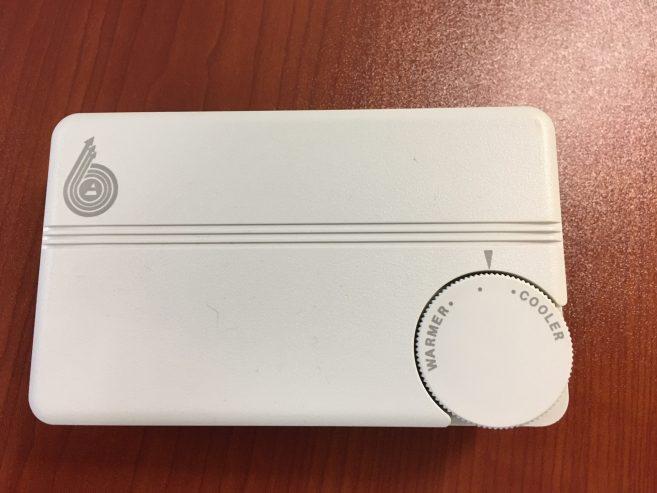 Fancoil-Thermostat