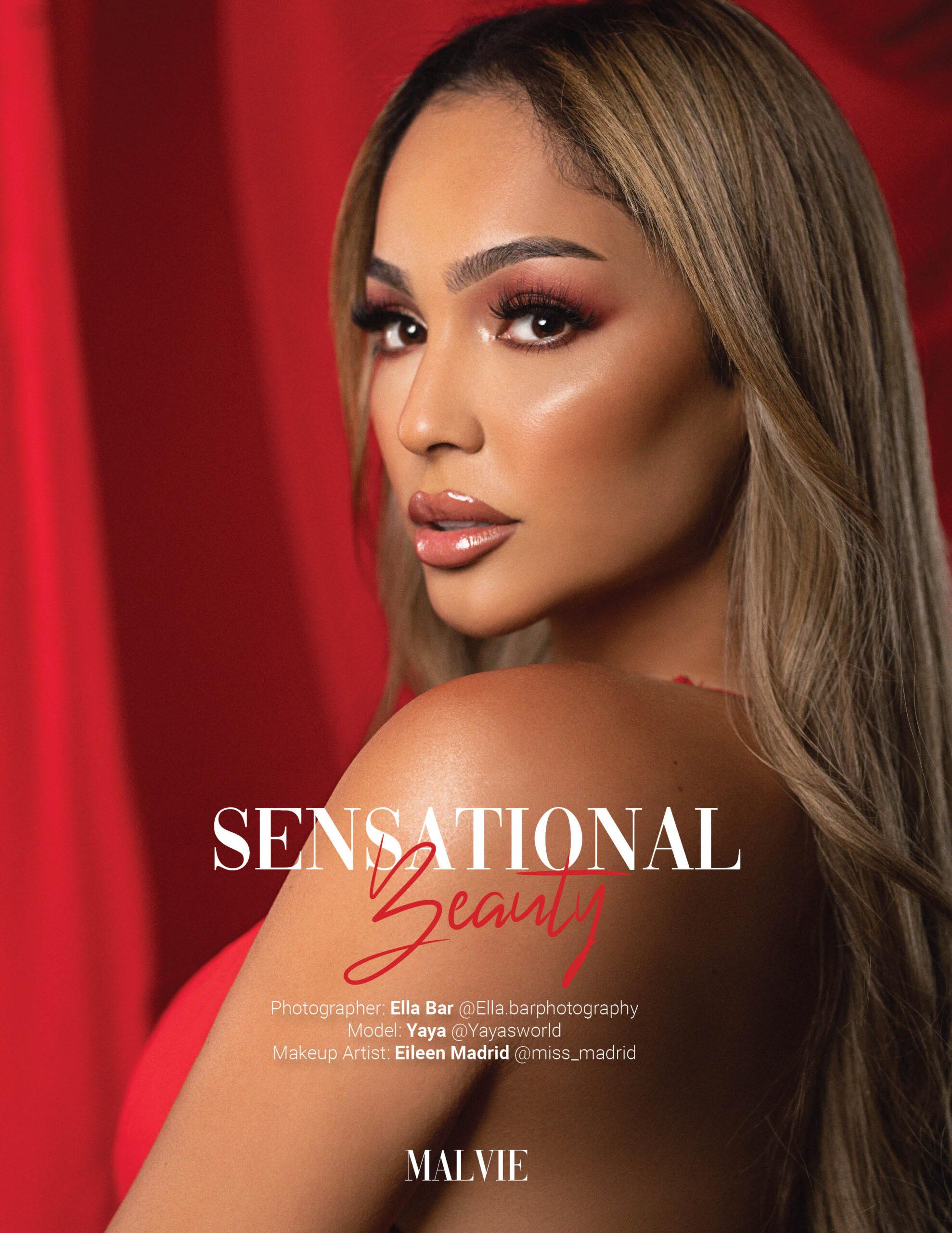 MALVIE Magazine The Artist Edition Vol 128 January 2021 40