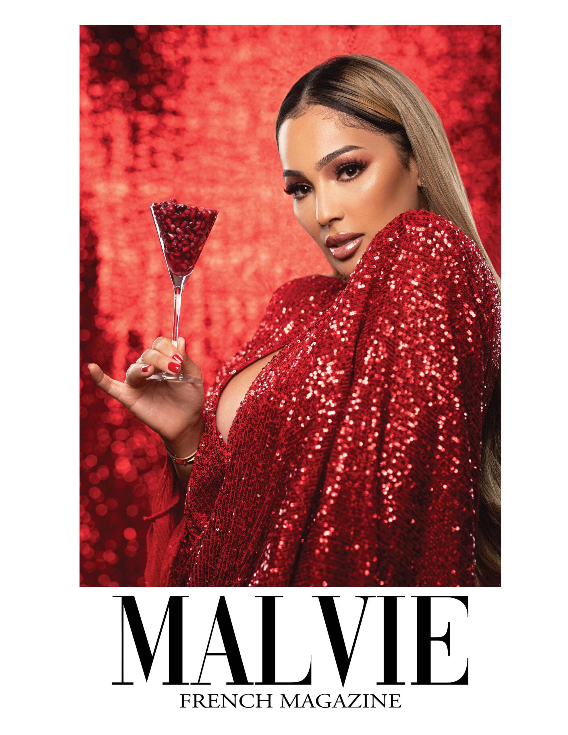 MALVIE Magazine The Artist Edition Vol 128 January 2021 43