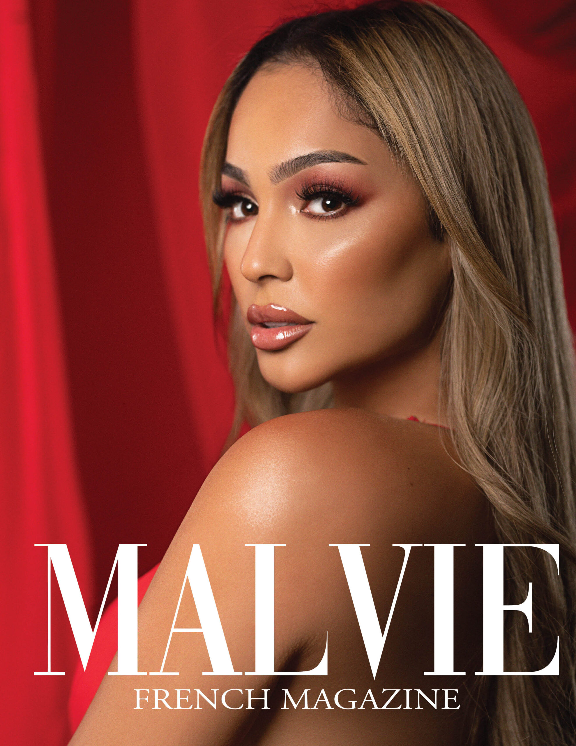 MALVIE Magazine The Artist Edition Vol 128 January 2021 74