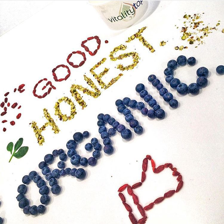 Good Honest and Organic ingredients