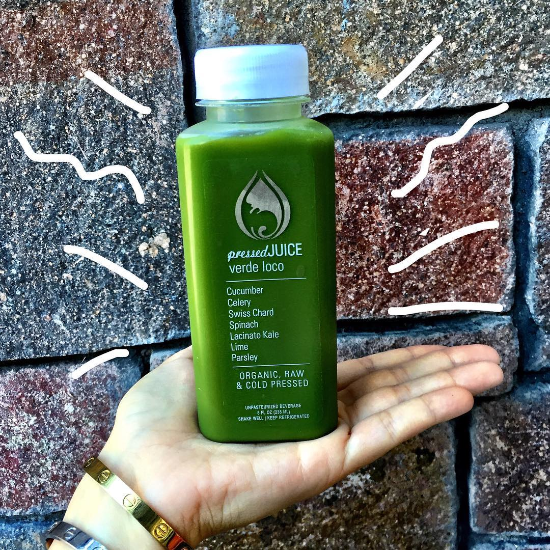 Organic Cold-Pressed Juice Cleanses
