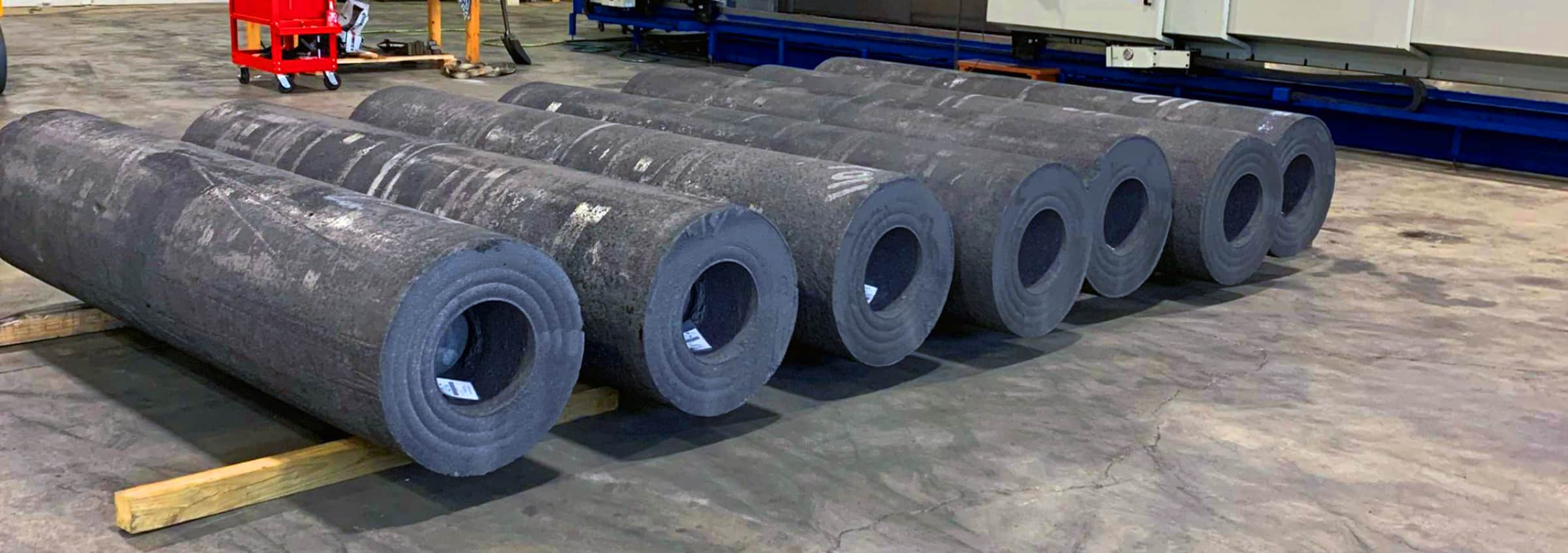 UHP Graphite Electrodes Banner Image