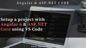 angular 6 and asp net core project feature img