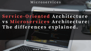 soa vs microservices