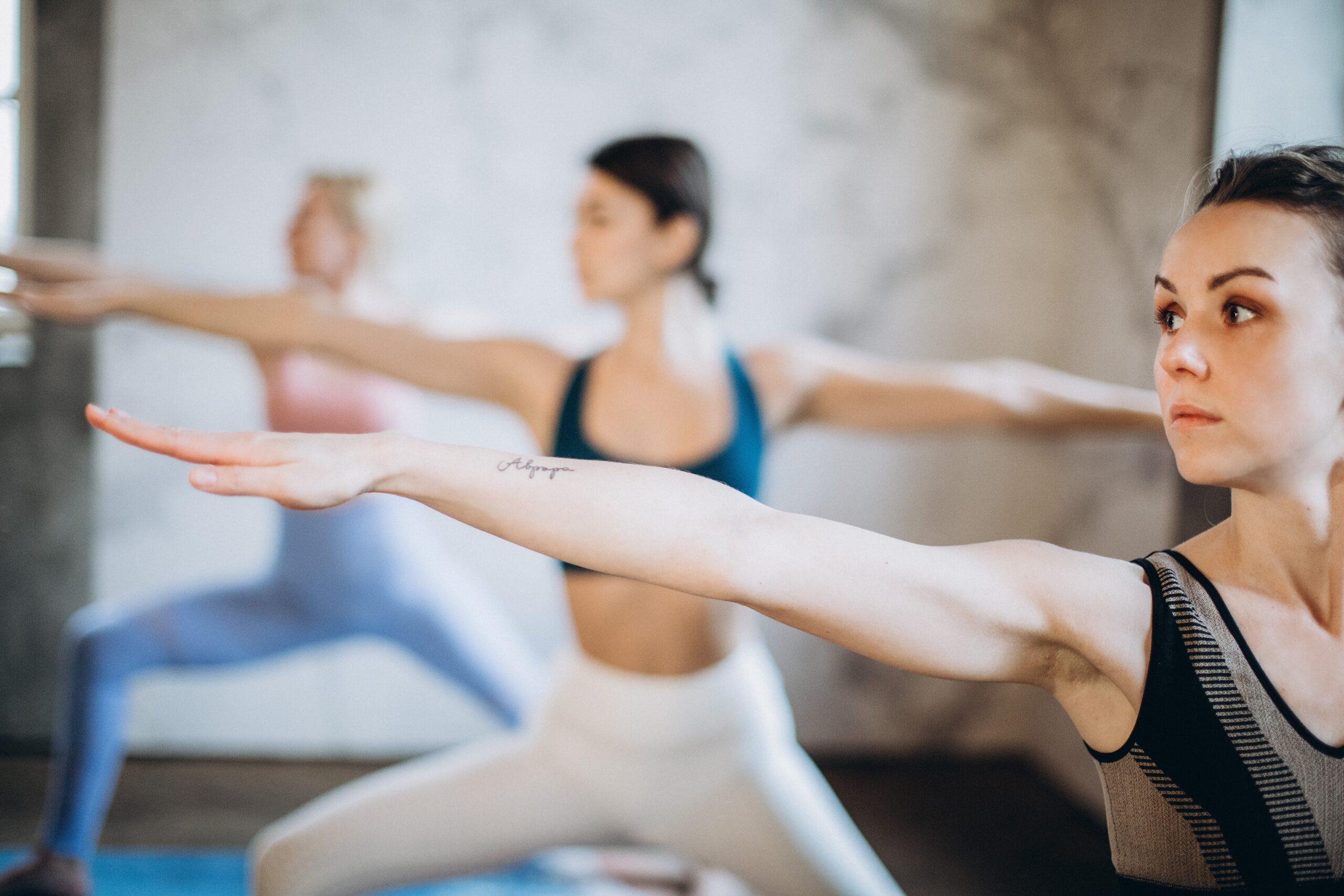 yoga class univerus play