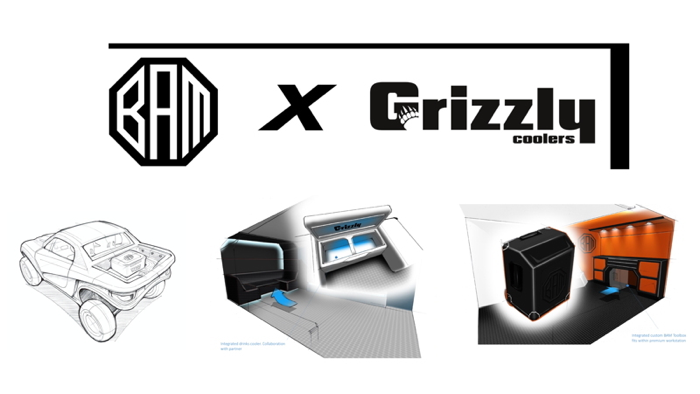 Grizzly Coolers Partner With Battle Approved Motors
