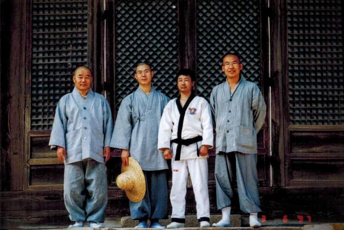 Grand Master Chae Un Kim - Monks - Washington State Investigators Seattle Private Investigation Seattle   Tacoma   Everett   King County   Pierce County   Snohomish County