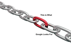 Quality Backlinks chain-link