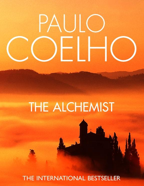 The Alchemist by Paolo Coelo