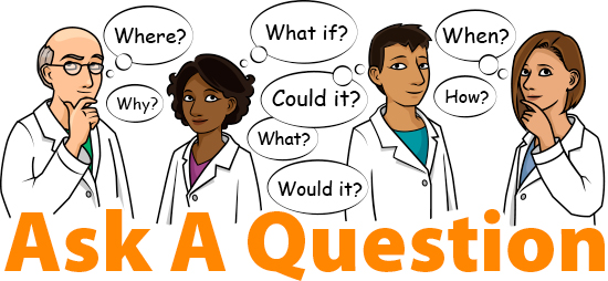 Ask Questions in Content