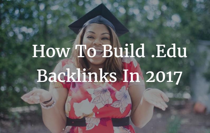 .Edu Backlinks