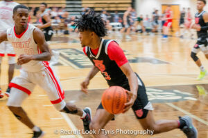 Ray'Sean Taylor is making his case for Mr. Basketball Illinois
