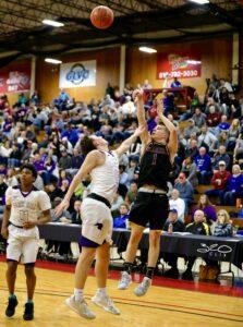 Brennan Watkins looks to shoot his way onto college coaches radar