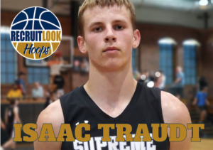 Q&A with 2022 Isaac Traudt