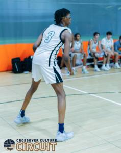 Player Report: Ola Ajiboye, Team RWA