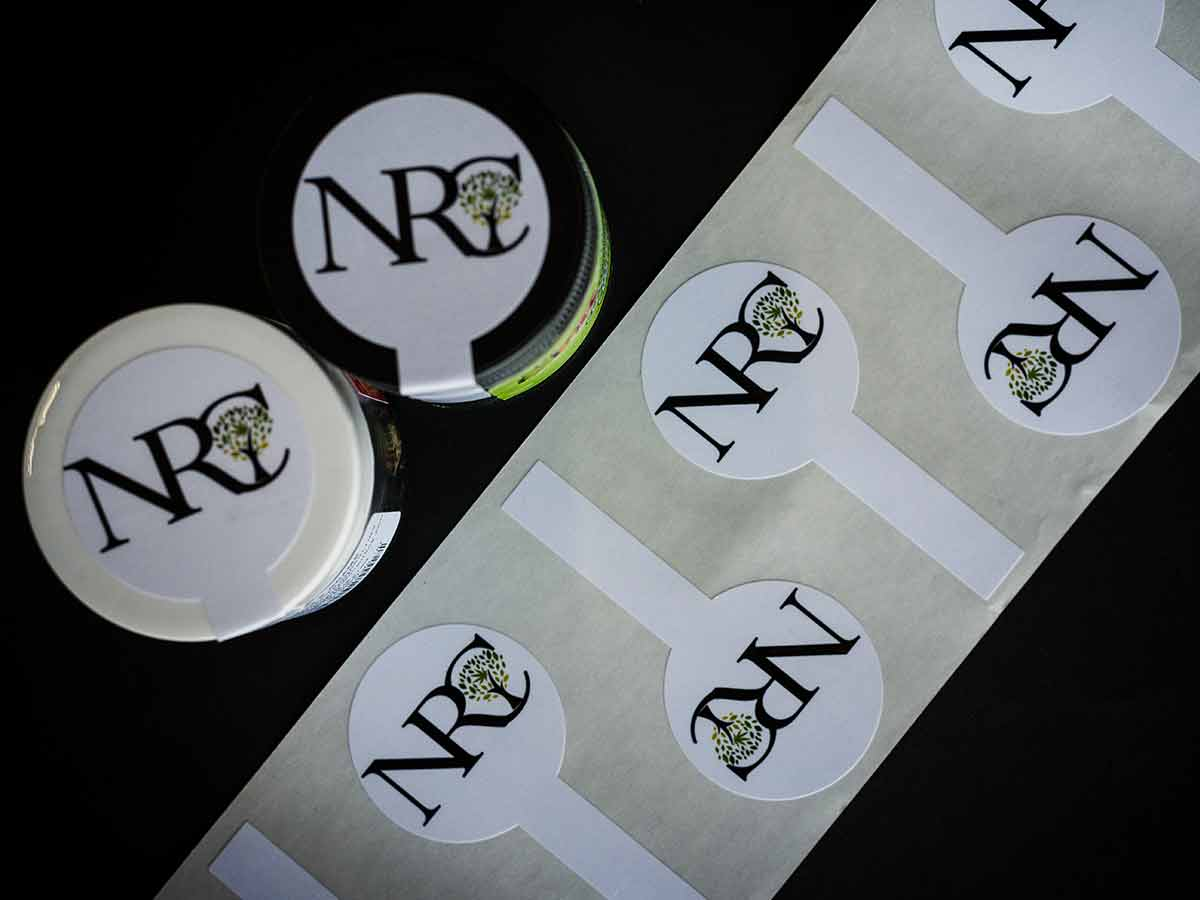 Cannabis Tamper Proof Seals - Tamper Proof Labels & Stickers for Jars
