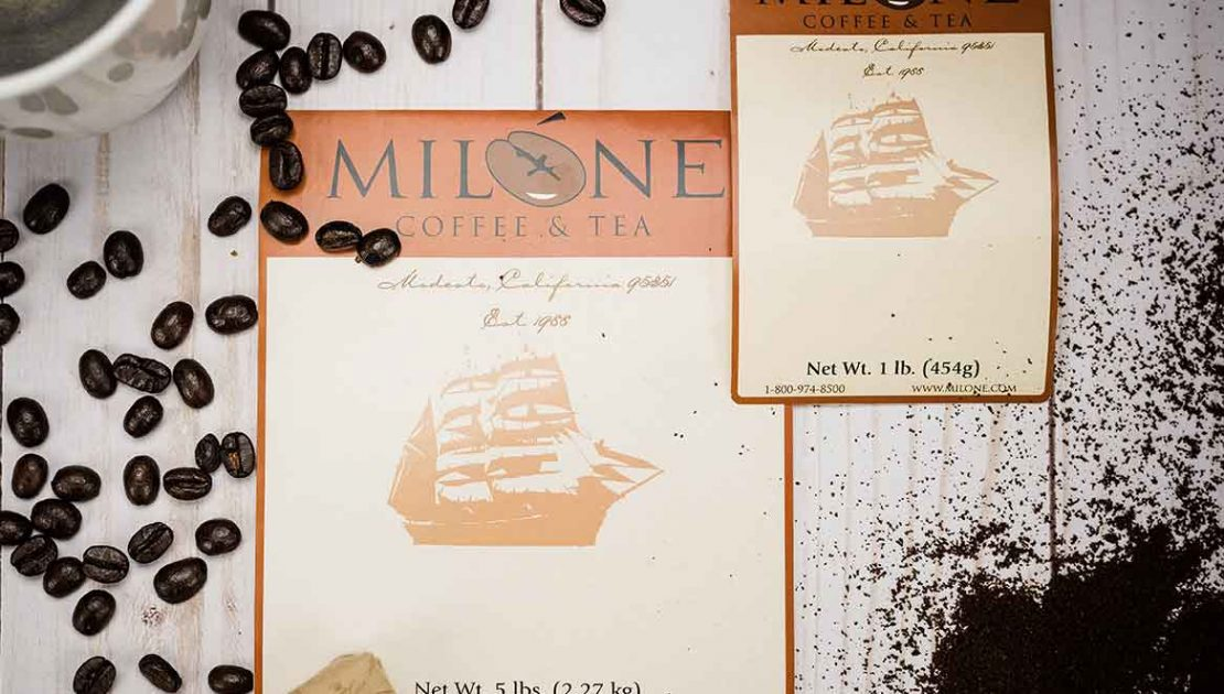 Coffee Labels - Labels for Coffee Roasters - Coffee Roaster Labels - Coffee Roaster Packaging