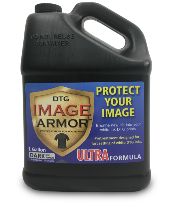 Image Armor ULTRA DARK Shirt Formula for DTG Pretreating