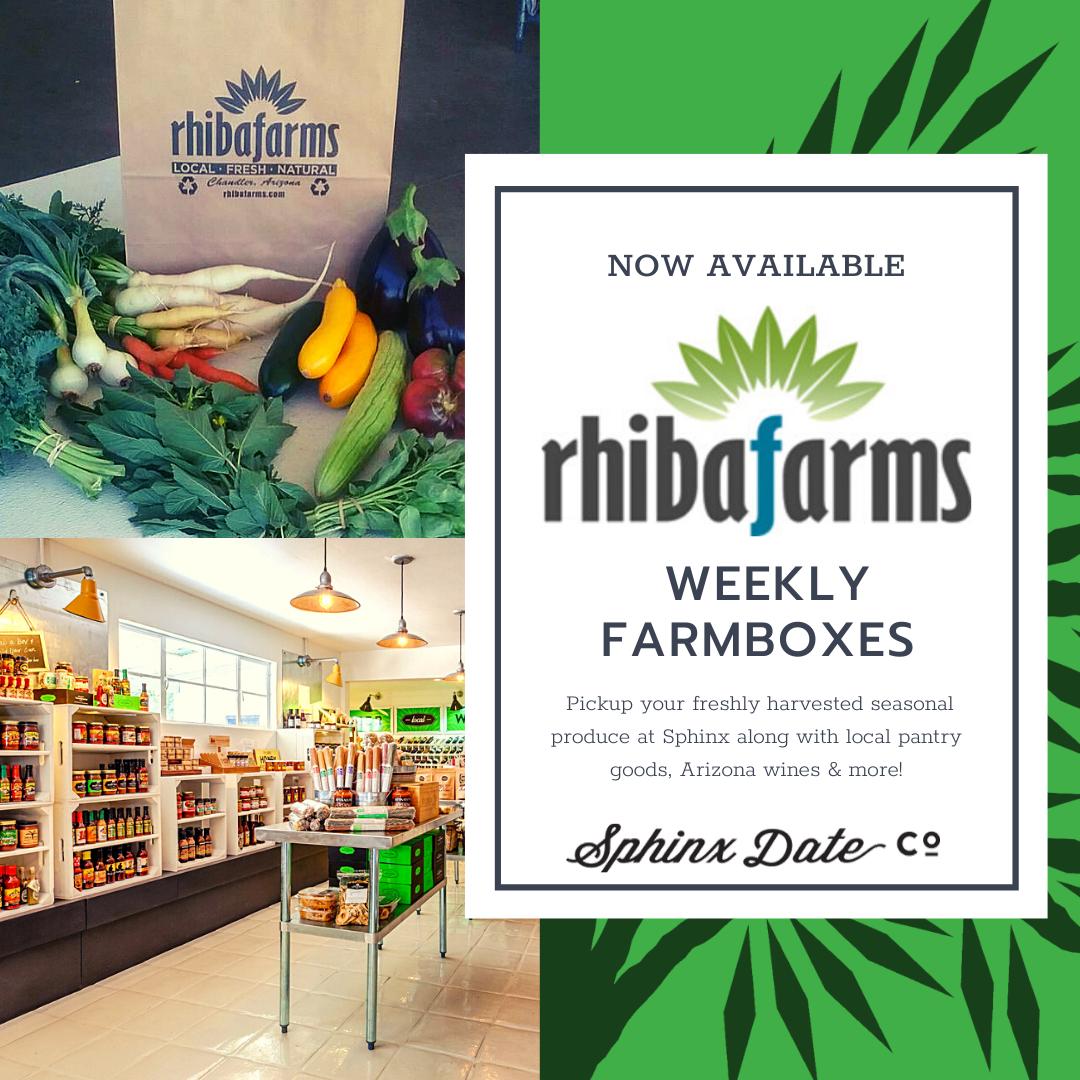 Buy fresh produce in Scottsdale AZ