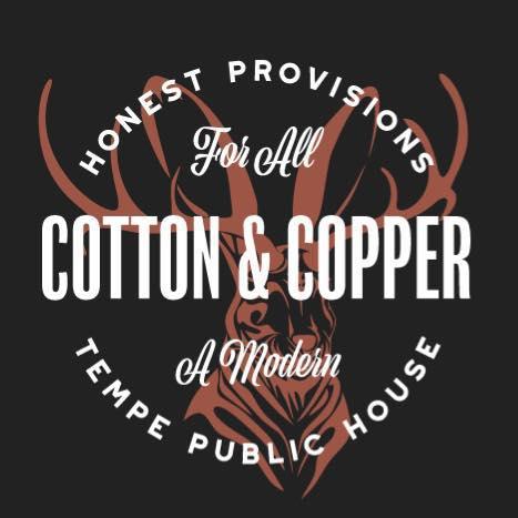cotton and copper