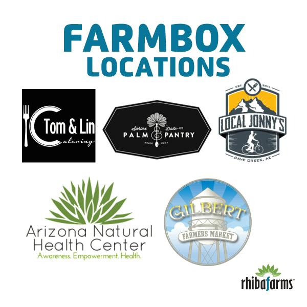 New Farmbox Locations