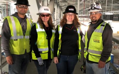 Nevada Contractors Association's 2020 Diverse Subcontractor of the Year Award