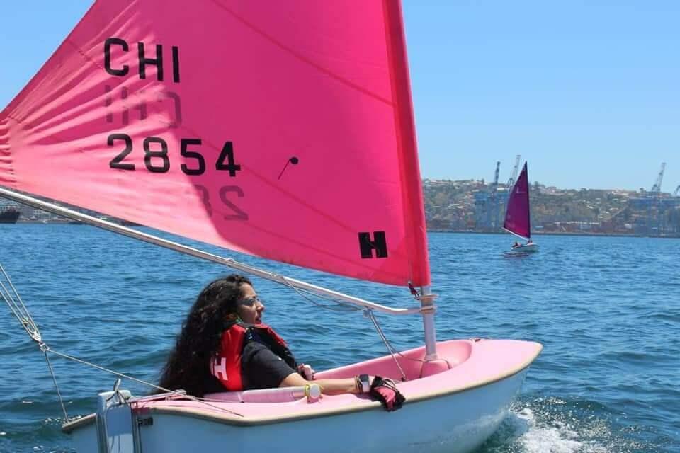 navegar hansa puerto deportivo valparaiso oceano