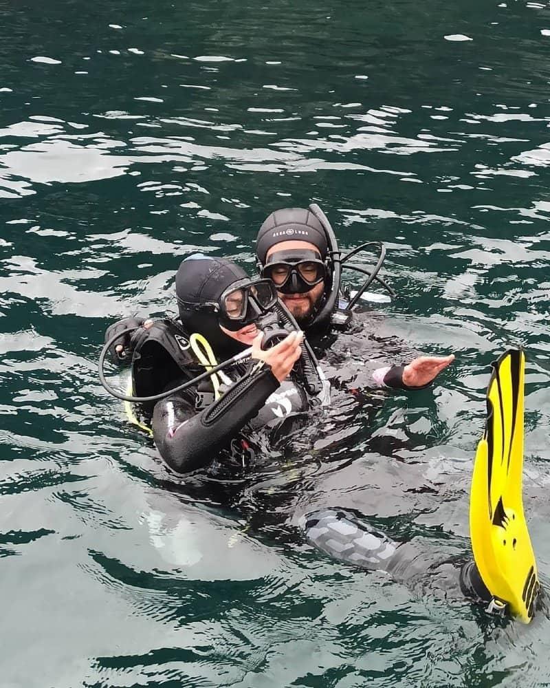 iniciacion de buceo reserva chañaral de aceituno yunco expediciones