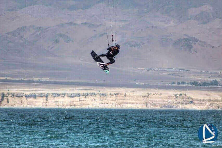 kitesurf en la rinconada la isla wyk