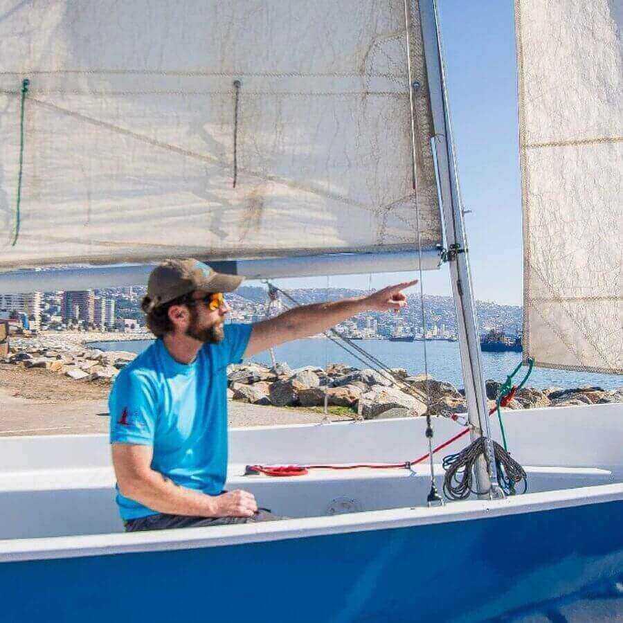 tommy elton entrevista nautica