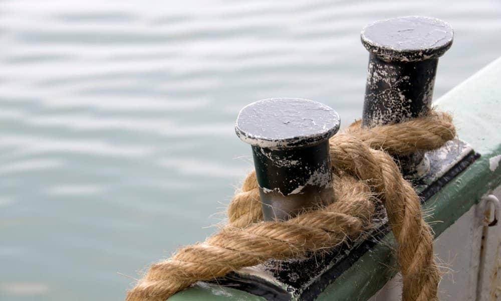 cabo nautico embarcacion