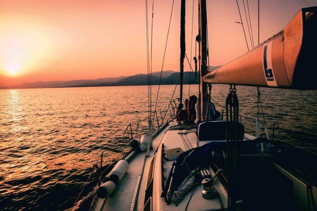 curso de patron deportivo de bahia lys sailing tours