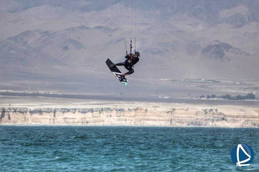 kitesurf en la rinconada la isla wyk playas de chile