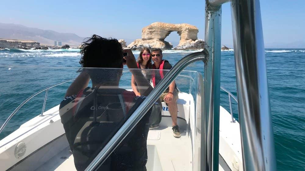 paseo lancha la portada de antofagasta ocean adventure