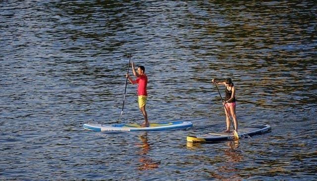 Stand-Up Paddle SUP en Matanzas sideon fiestas patrias