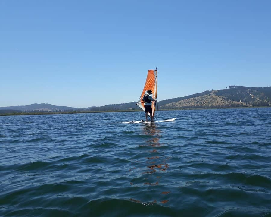 windsurf travesia vichuquen