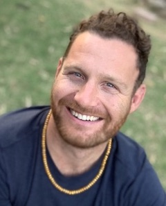 Portrait of Rob Matzkin
