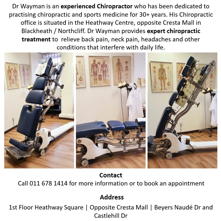 chiropractor fairland.  https://g.page/Dr-Richard-Wayman-Chiropractor?gm