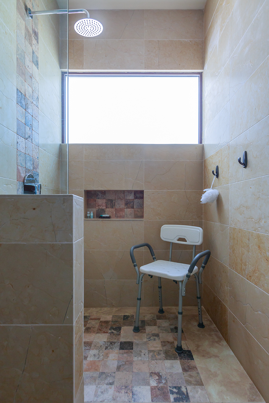 Shower Chair Available