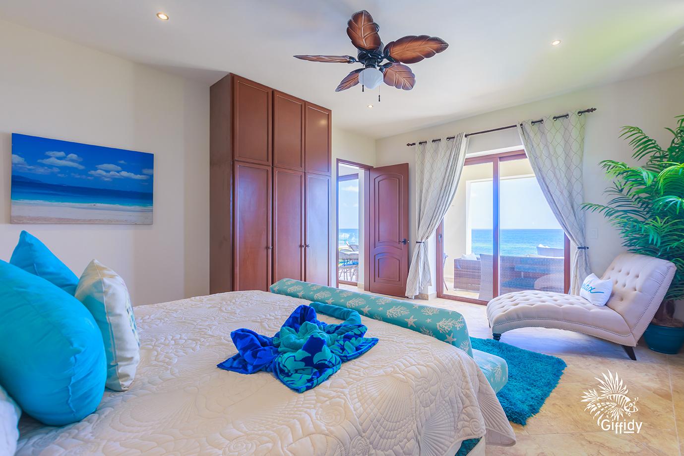 Tortuga Bedroom