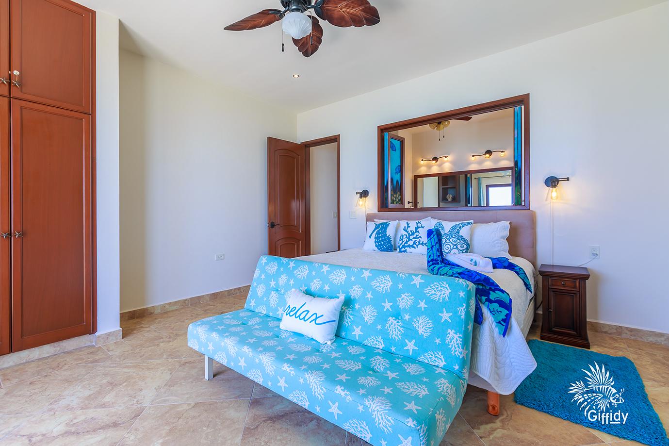 Coral Reef Bedroom