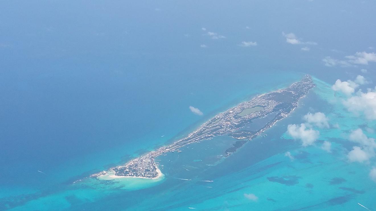 Beautiful Isla Mujeres!