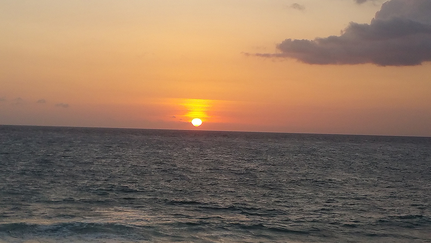 Beautiful sunrises!